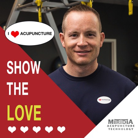Show the Love with Acupuncture Stickers